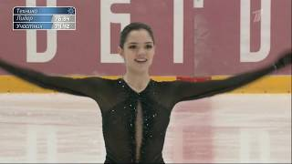 メドベージェワ ロシア杯ファイナル優勝