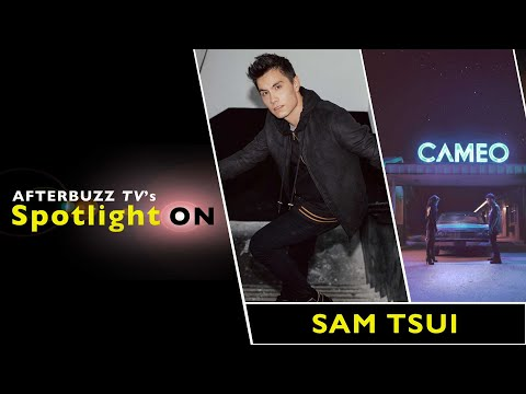 Sam Tsui Interview | AfterBuzz TV Spotlight On