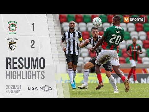 Maritimo Portimonense Goals And Highlights