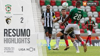 Highlights   Resumo: Marítimo 1-2 Portimonense (Liga 20/21 #4)