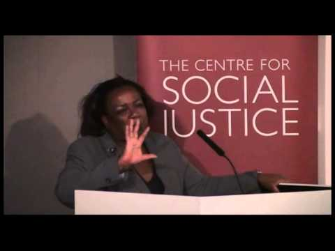 CSJ Good Society Lecture - Diane Abbott MP