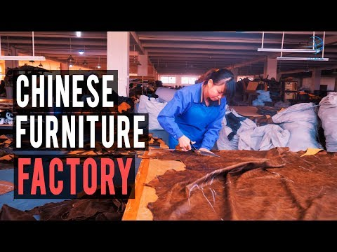 Manufacturing of Loft furniture in China, Foshan. Best design and cheapest price.