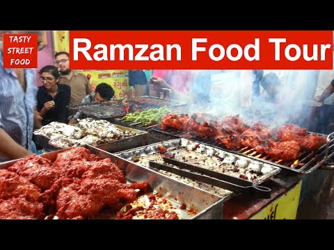 Ramadan Street Food Tour - Rander , Surat , Gujarat   Indian Street Food