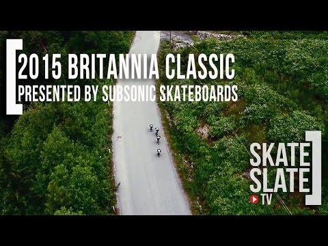 Britannia Classic 2015 presented by Subsonic Skateboards - Skate[Slate].TV