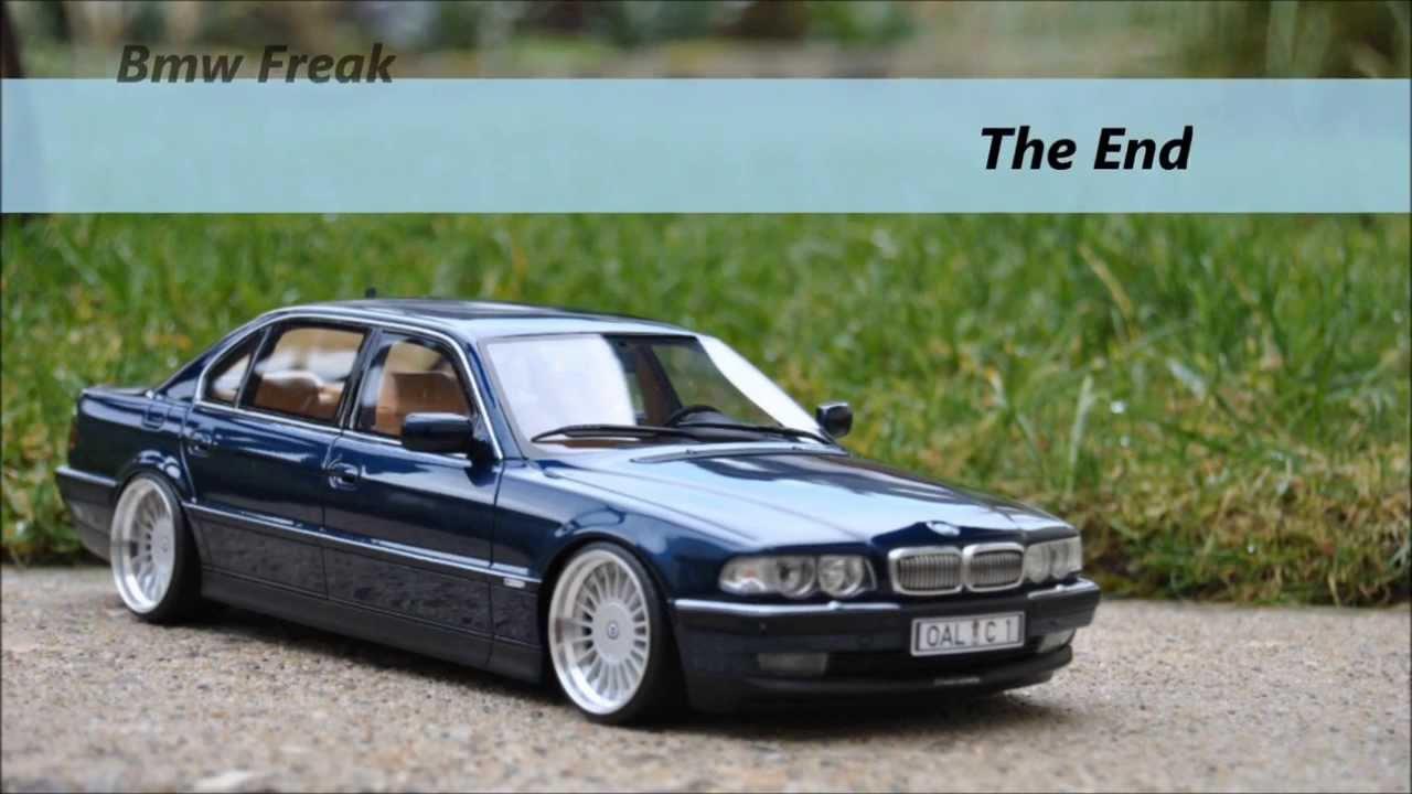 Bmw E Alpina B L IL New Otto Model Full HD YouTube - Bmw alpina e38
