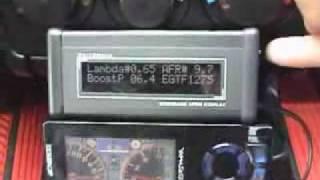 Zeitronix Breitband-Lambda Messung und Auswertung