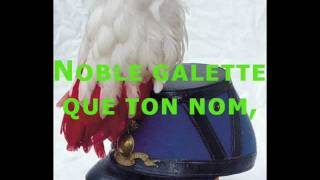 La Galette ||| Chant traditionnel de l'ESM de Saint-Cyr thumbnail