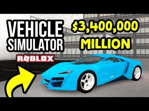 $3,400,000 LYKAN HYPER BEAST - Roblox Vehicle Simulator #37