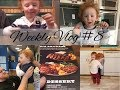 Vlog Week #8: Happy Anniversary. Dinner Date with Auntie. Ian's Haircut & A Trip Home