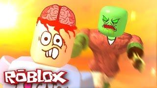 Roblox Adventures / Zombie Rush / Survive the Zombie Apocalypse!!