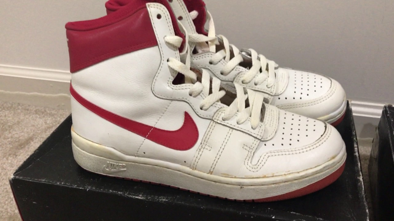 lowest price 8a6a0 9cc90 Which One Was Banned?? 1984 Nike Air Ship and 1985 Jordan 1 Review