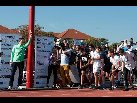 Európai Diáksport Napja - Magyarország 2016/ European School Sport Day - Hungary 2016