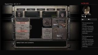 Resident evil 0 game play