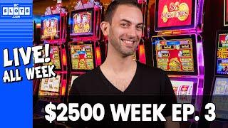 Baixar 🔴 WED LIVE 👍➡️ Ep. 3 💰 $2500 @ San Manuel Casino ✪ BCSlots (S. 13 • Ep. 3)