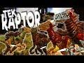 ARK Vanilla TEK Raptor ep32