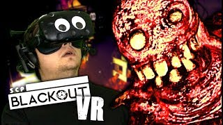 This Game Made Me Stop Playing Horror Games In VR | SCP VIRTUA…