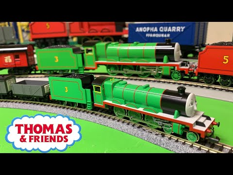 HENRY'S LONG TRAIN – HO & N Scale Thomas and Friends Trains