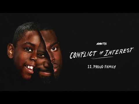 Ghetts – Proud Family