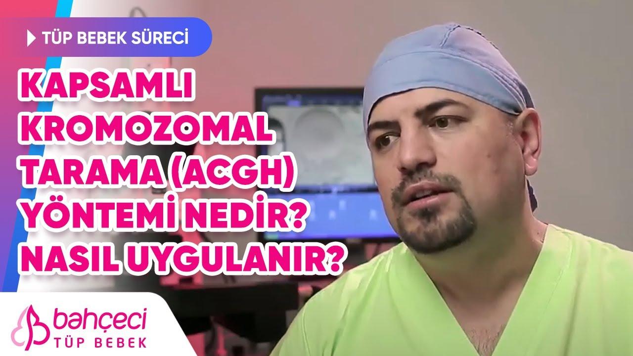 ACGH Kapsamlı kromozom taraması