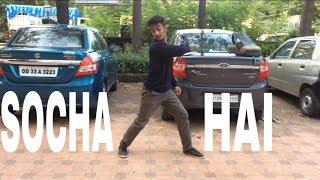Socha Hai    Ashish Giri Choreography    Baadshaho