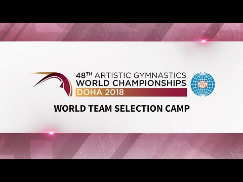 2018 Men's World Team Selection Camp - Day 1