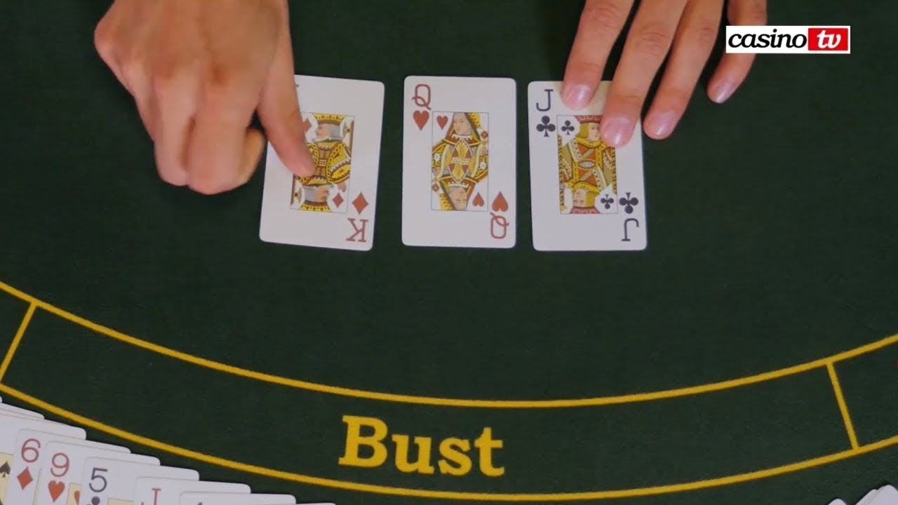 Regeln Blackjack