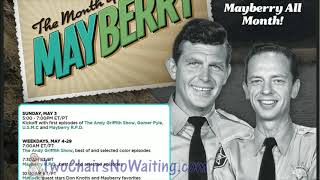 TCNW 579: Month of MAYberry