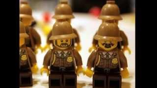 Lego Does Monty Python