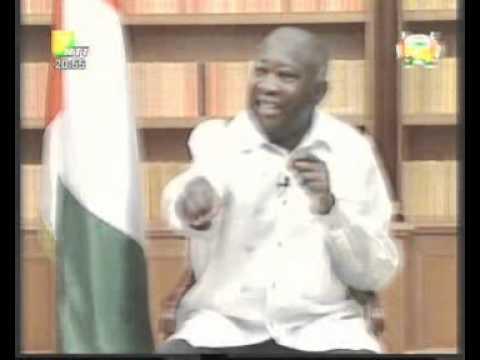 L'entretien de Laurent Gbagbo avec Jean-Philippe Rémy du journal Le Monde