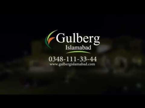 A Glimpse of Gulberg Islamabad
