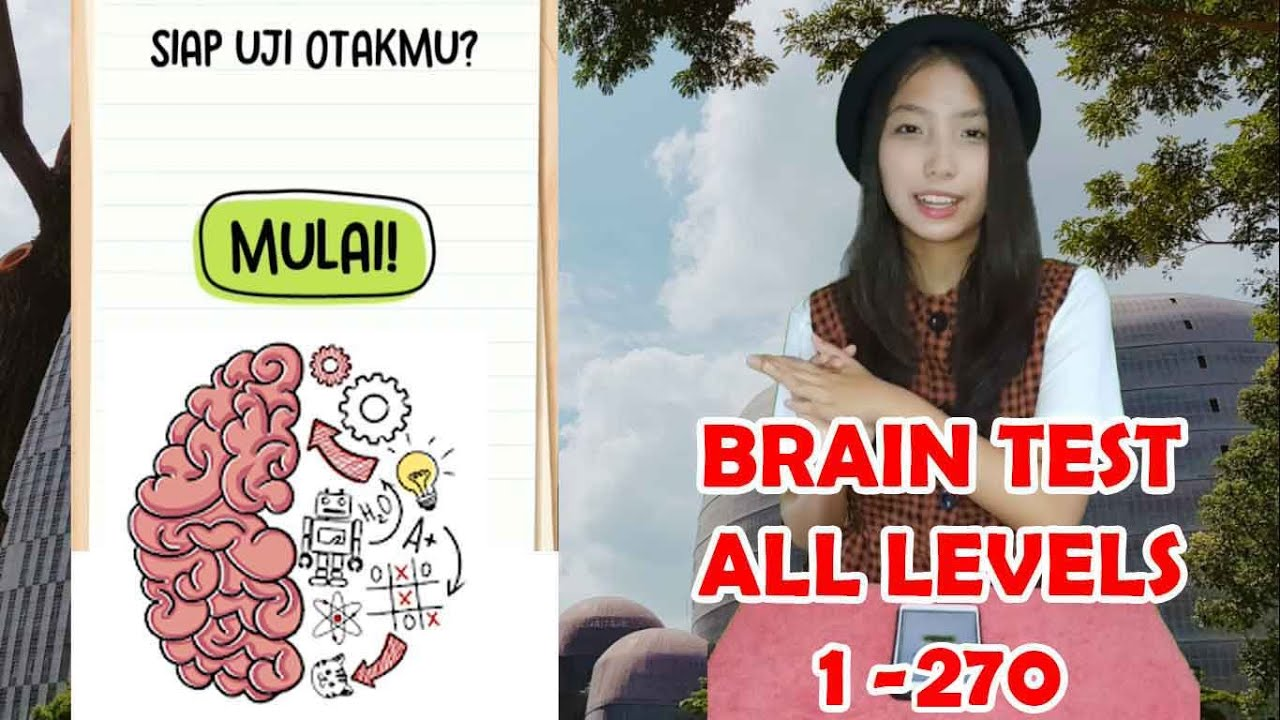Kunci Jawaban Brain Test Level 1 270 Tamat Bahasa Indonesia Youtube