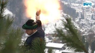 Berchtesgadener Weihnachtsschützen. Tradition und Brauchtum in Berchtesgaden, Bayern