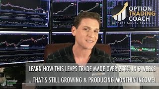 See How I Turned $2,400 into $8,400 in 30 Days Using my Favorite Options Trading Strategy