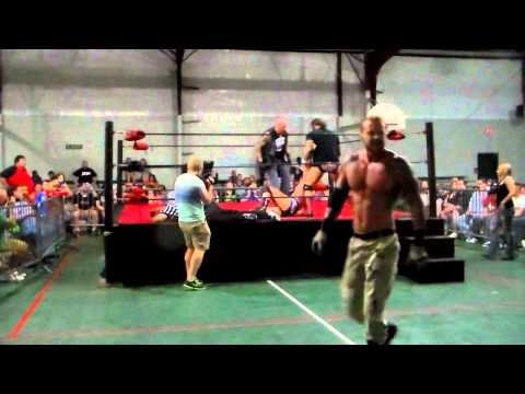 WrestleForce Revenge: Match For Advantage: Crimson vs Brady Pierce