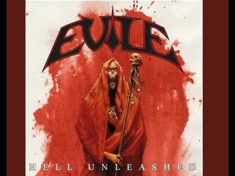 """Evile release new song """"Hell Unleashed"""" off new album """"Hell Unleashed"""""""