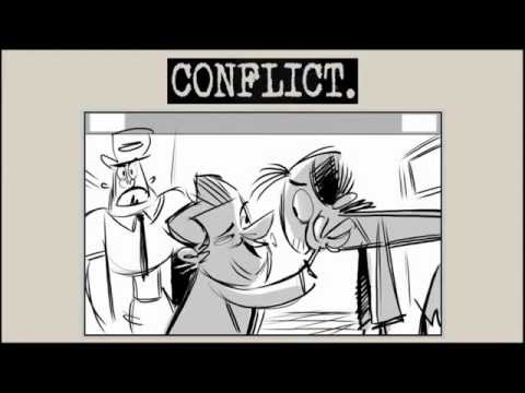 Storyboarding Conflict - YouTube