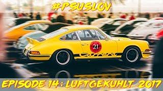 Luftgekühlt 4 (2017) - фестиваль классических Porsche 911 turbo 356 959 930 964 993 [4K]