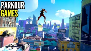 Top 10 Parkour Games for Android & IOS 2018 | Parkour Games | Offline.
