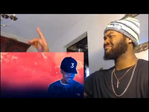 Chance The Rapper Ft. Kanye West - All We Got - REACTION