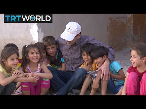 Refugee Crisis: Palestinian refugees from Syria struggling