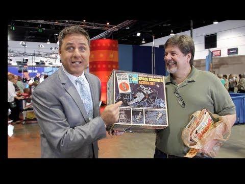 Bonus Video: Mark L. Walberg's Favorite Action Figure