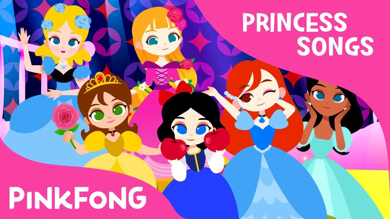 We are Princesses | Princess Songs | Pinkfong Songs for Children