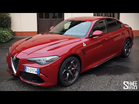 How Good is the New Alfa Romeo Giulia Quadrifoglio?