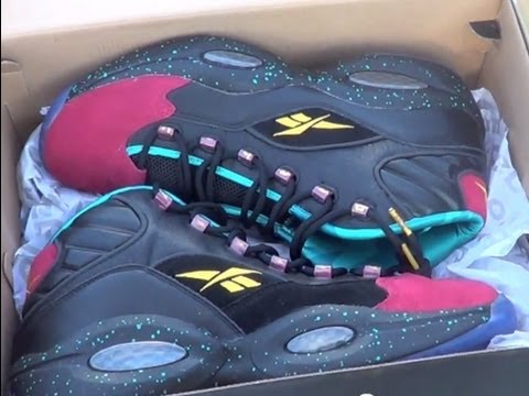 Burn Rubber x Reebok Question Inquiry Story + Review - YouTube 35c52bcc8