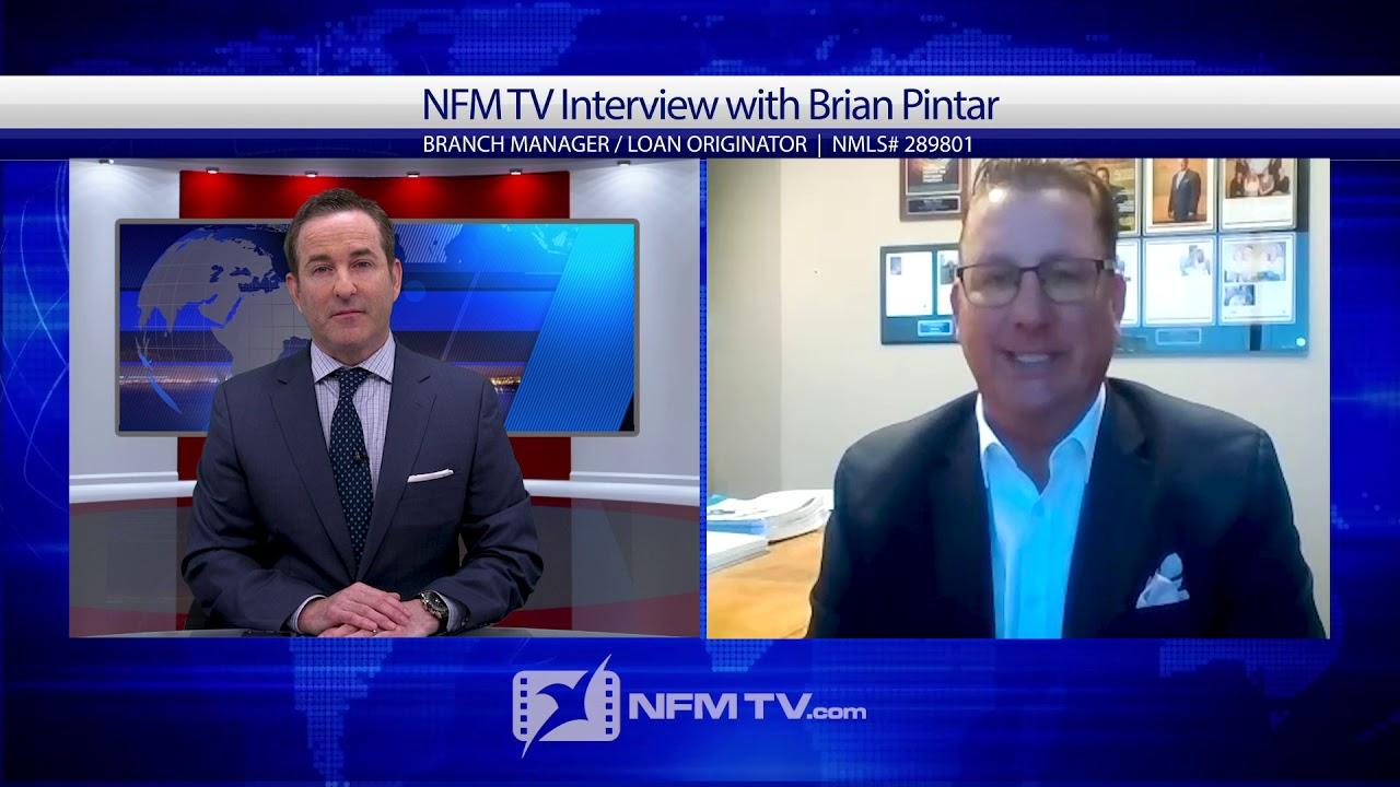 Top Producer Series: Brian Pintar | NMLS# 289801