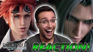 NEW Final Fantasy VII Remake ~ TGS Trailer REACTION!