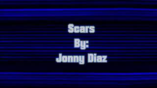 Jonny Diaz Scars (Lyric Video)
