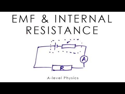 Episode 121: EMF and internal resistance
