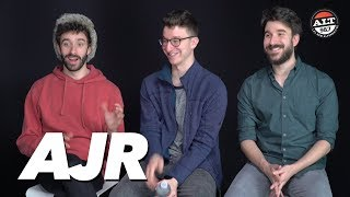 AJR Talks '100 Bad Days', The Sound Of Their New Album, The Recording Process & More! Video