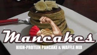 Mancakes.... Best Thing Since Sliced Bread